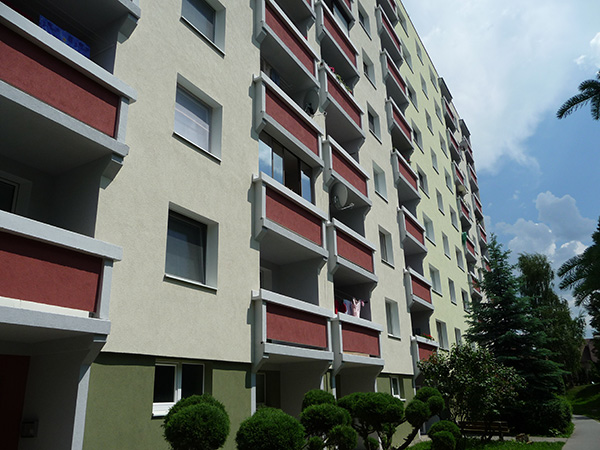 Zateplenie bytového domu – A.Hlinku 33-39, Zvolen
