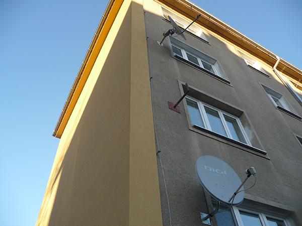 Zateplenie bytového domu – M. Rázusa 17-21, Banská Bystrica